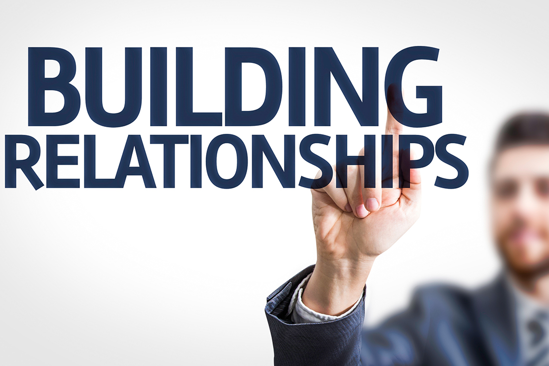 Content Marketing - Building Relationships