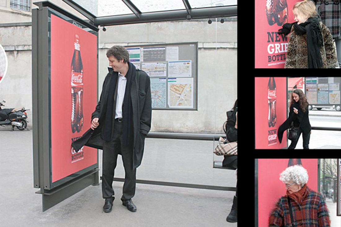 Guerrilla Marketing Coca-Cola example